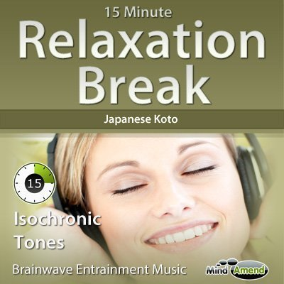 15 Minute Relaxation Break Japanese Koto Mind Amend