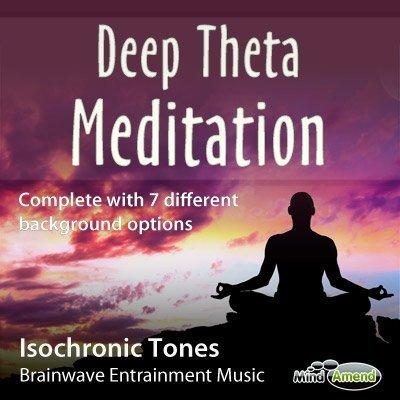 Deep Theta Meditation - Isochronic Tones