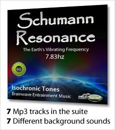 Schumann-Resonance-suite