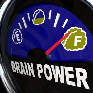 Intelligence and Brain Power