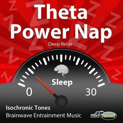 Theta Power Nap Deep Relax Mind Amend