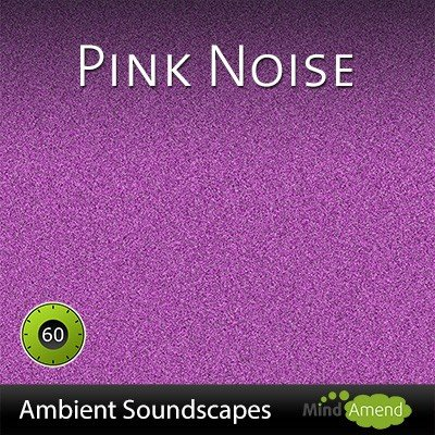 Pink Noise on Mp3