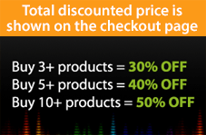 Multi product discounts