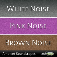 White, Pink and Brown Noise
