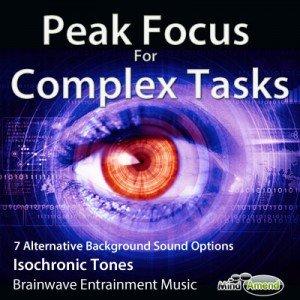 Peak Focus For Complex Tasks