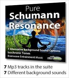 Pure Schumann Resonance Suite