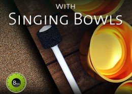 Brown Noise with Singing Bowls on MP3