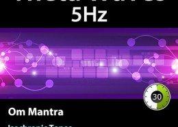 5Hz-Theta-Isochronic-Tones-Om-Mantra