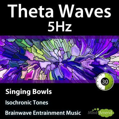 5Hz Theta Waves Isochronic Tones