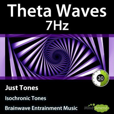 7Hz Theta Waves Isochronic Tones