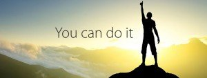 You can do it - positive affirmations