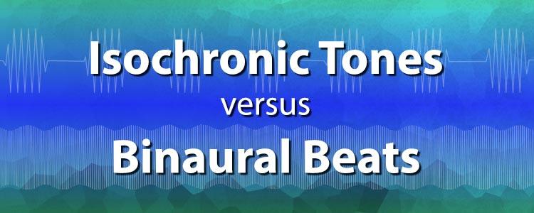 Isochronic tones versus binaural beats