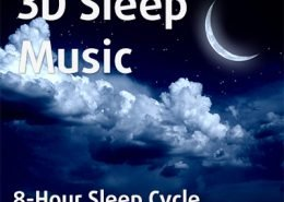 3D sleep music