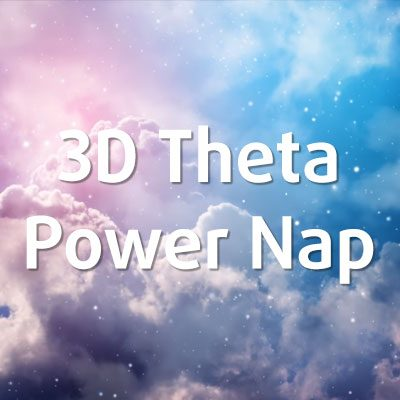 3D theta power nap