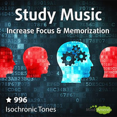 Study music- increase focus and memorization