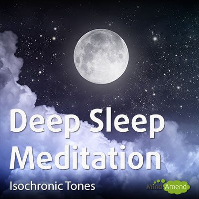 Deep sleep meditation