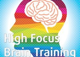 High focus brain training