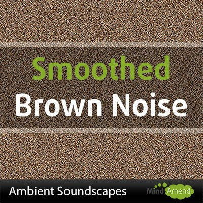 smoothed brown noise