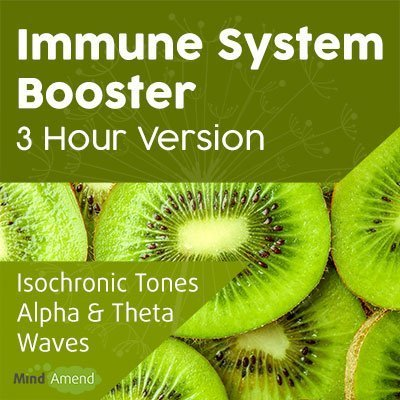 Immune system booster isochronic tones