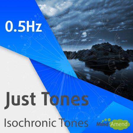 O.5Hz isochronic tones