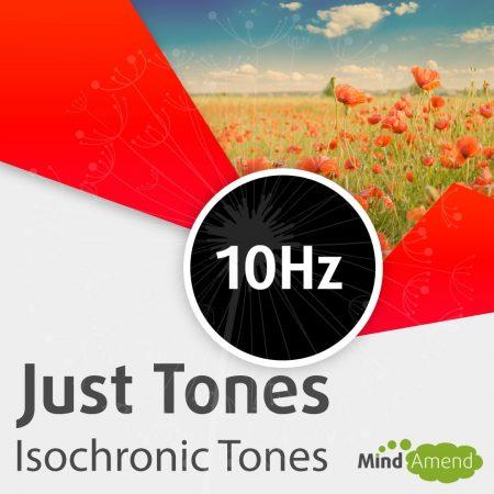 10Hz isochronic tones