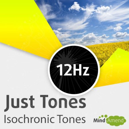 12Hz isochronic tones