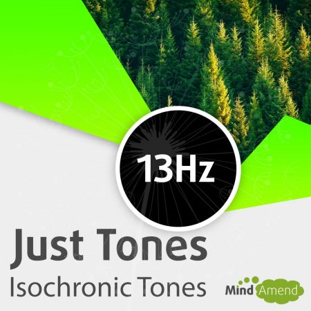 13Hz isochronic tones