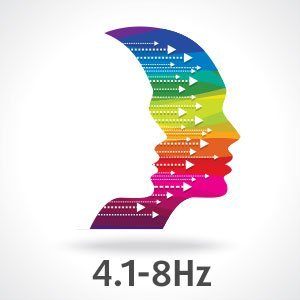 4.1-8Hz - Just Tones