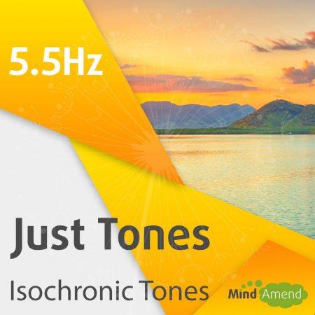 5.5Hz isochronic tones