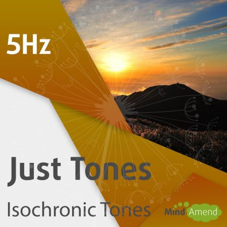 5Hz isochronic tones