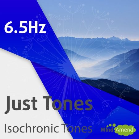 6.5Hz isochronic tones