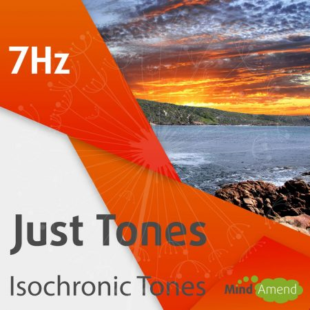 7Hz Isochronic Tones