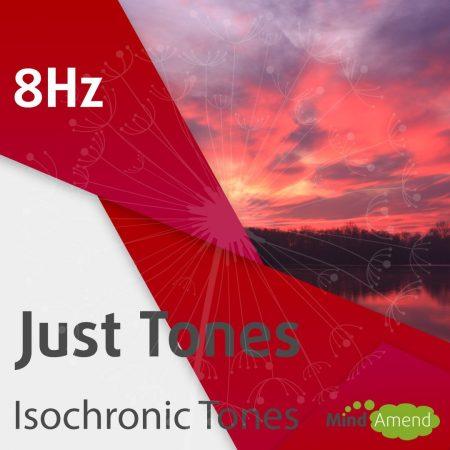 8Hz isochronic tones