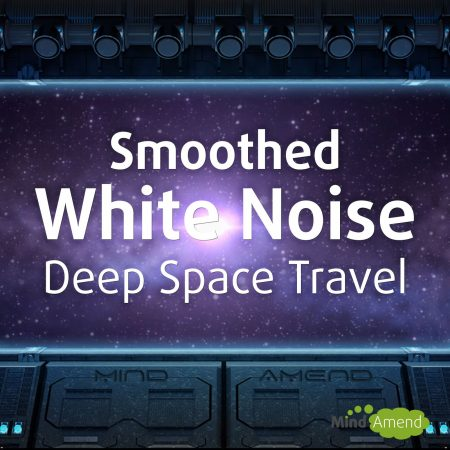 Smoothed White Noise Deep Space Travel