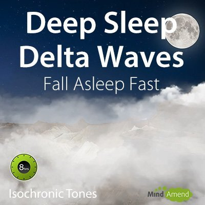 deep sleep delta waves 400